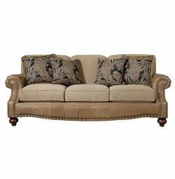 Club Room Luxury Sofa by Bassett Furniture