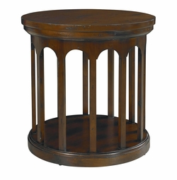 Column End Table