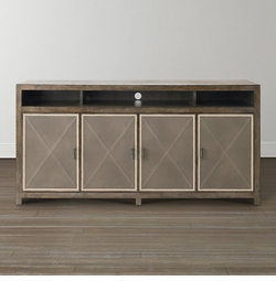 Compass Entertainment Console by Bassett