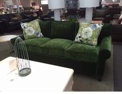 Copley Square Sofa by Norwalk Furniture