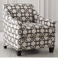Corinna Accent Chair by Bassett Furniture