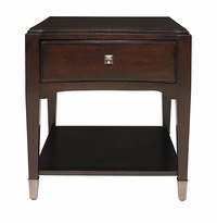Cosmopolitan End Table by Bassett