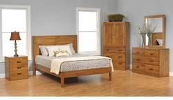 Crossan Amish Bedroom Collection