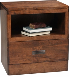Crossan Amish Nightstand