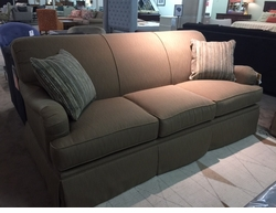 Custom Classics Sofa by Bassett Furniture
