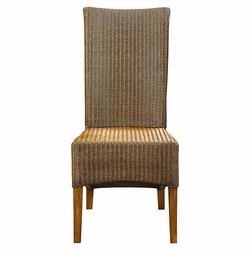 Custom Dining Woven Chair