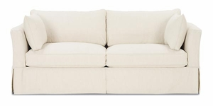 Darby Slipcover Sofa by Rowe