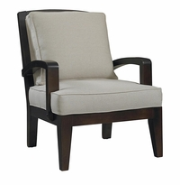 Deville Accent Chair by Bassett Furniture