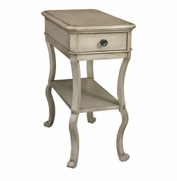 Discoveries Tier Accent Table by Bassett Furniture