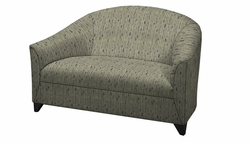 Diva Settee by Norwalk Furniture