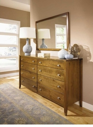 Dominion Modern 8 Drawer Dresser