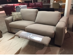 Double Reclining Sofa by Italsofa