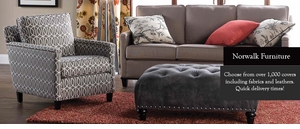 Easton Sofa by Norwalk