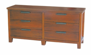 Edo furniture double dresser