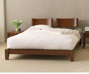 edo queen platform bed