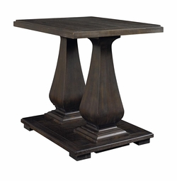 Emporium End Table by Bassett Furniture