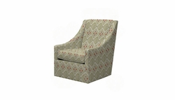 Eva Swivel Chair by Norwalk Furniture