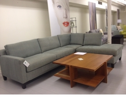 Floor Sample Sale: Soho Sectional Sofa