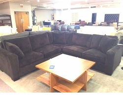 GRACE SECTIONAL SOFA WITH DOWN SEATING