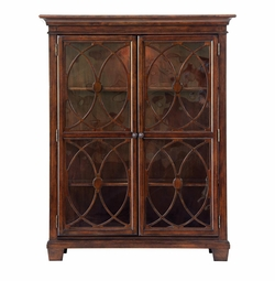 Highlands Display Cabinet by Bassett Furniture