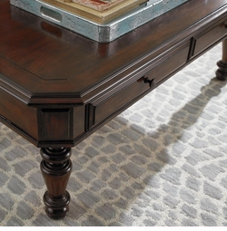 Highlands Rectangular Coffee Table