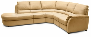 I240 italsofa leather sectional sofa