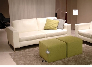 I334 Italsofa leather sofa