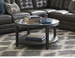 Ironstone Round Cocktail Table