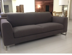 italsofa sofa modern sofa in fabric  floor sample sale