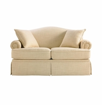 Jefferson Loveseat by Bassett Furniture