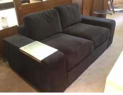 Jenna Modern Loveseat Floor Model