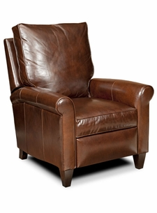 Keene Leather Recliner by Bradington-Young