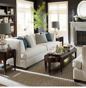 Kennedy Sofa by Bassett Furniture