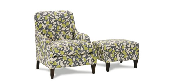 Laine Chair by Rowe