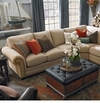 Large Custom Sectional by Bassett Furniture