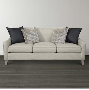 Lauren Studio Sofa by Bassett Furniture