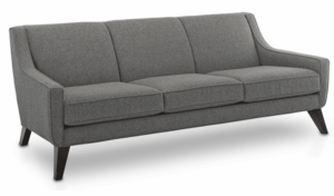 lily retro modern sofa by younger furniture