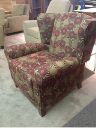 Lindsay Recliner by Norwalk  Floor Model