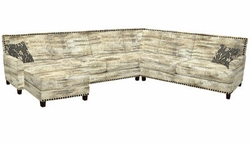 Linkin Sectional Sofa by Norwalk Furniture