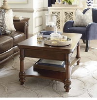 Louis-Philippe Coffee Table