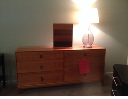 Mansfield Double Dresser in Cherry by Copeland
