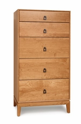 Mansfield Tall Chest by Copeland Furniture