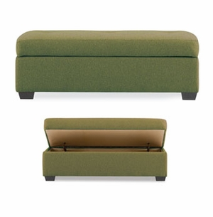 marcel contemporary storage ottoman