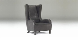 Marlene 2654 Arm chair by Natuzzi Italia