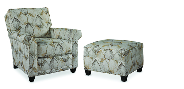 Mayflower Chair by Rowe