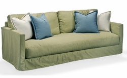 meadow modern slipcover couch