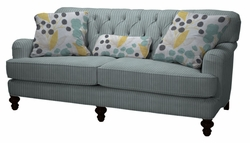 Melanie Sofa by Norwalk Furniture