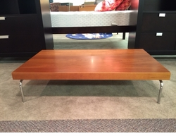 Modern Cherry Coffee Table