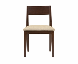 Modern Open Back Dining Chair