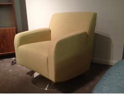 Modern Swivel Chair Made in the USA